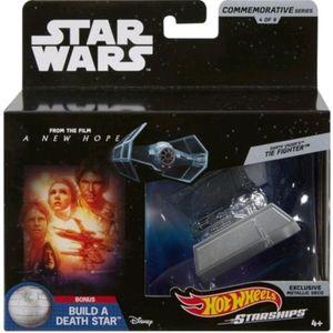 STAR WARS Darth Vader's Tie Fighter Starship